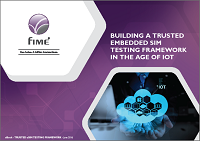 eBook Building a trusted embedded SIM testing framework in the age of IoT