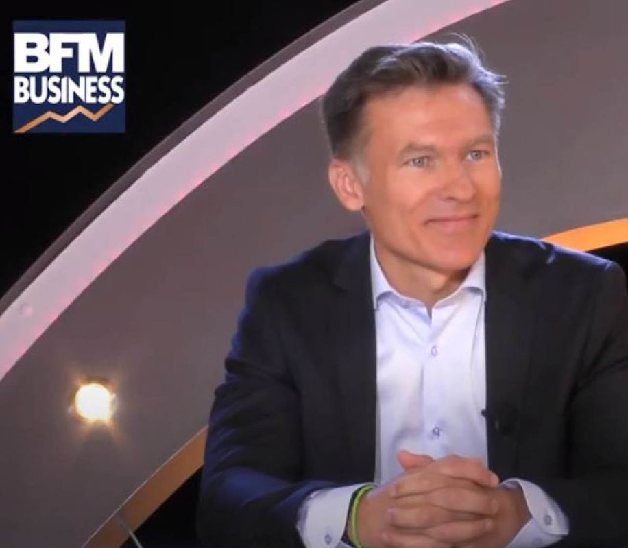 Interview of Lionel Grosclaude, CEO at Fime on BFM BUSINESS